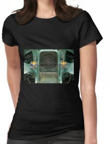 Classic Car 4 Womens Fitted T-Shirt