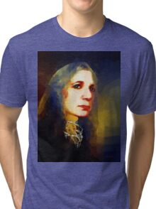 Choke Collar Tri-blend T-Shirt