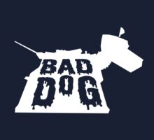 Bad Dog 3 One Piece - Short Sleeve