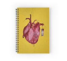 My heart is my home Spiral Notebook