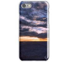 Canyon Light Show iPhone Case/Skin