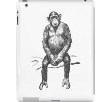 Chimp Champ iPad Case/Skin