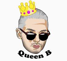 Queen B - Black Text Unisex T-Shirt