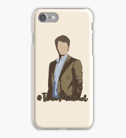 #TeamMichael (Michael Cordero - Jane The Virgin) iPhone Case/Skin
