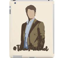 #TeamMichael (Michael Cordero - Jane The Virgin) iPad Case/Skin