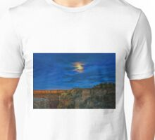 Moon Over The Canyon Unisex T-Shirt