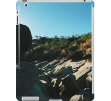Rocky Riverbed in Chapada dos Veadeiros National Park (Goias, Brazil) iPad Case/Skin
