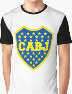 Boca Juniors Graphic T-Shirt