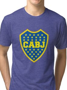 Boca Juniors Tri-blend T-Shirt