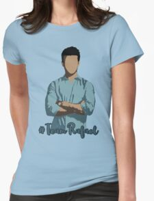 #TeamRafael (Rafael Solano - Jane The Virgin) Womens Fitted T-Shirt