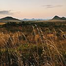 Dry Landscape in Brazilian State of Goias - National Park Chapada dos Veadeiros by visualspectrum
