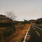 Full Moon Over Brazilian National Park (Chapada dos Veadeiros) by visualspectrum