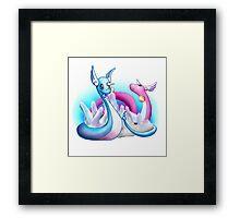 dragonair Framed Print
