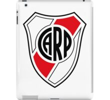 River Plate iPad Case/Skin