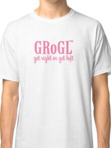 Classic - GRoGL™ Tee | Breast Cancer Awareness Edition Classic T-Shirt