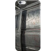 the van iPhone Case/Skin