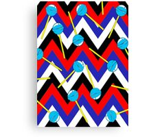 Ziggy Pop Bold Canvas Print