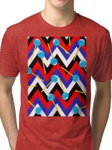 Ziggy Pop Bold Tri-blend T-Shirt