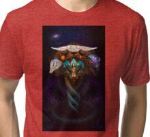 Calling the Spirit Animals Tri-blend T-Shirt