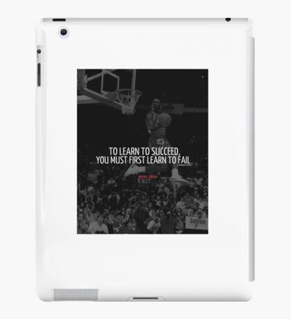 Jordan Success iPad Case/Skin