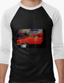 Classic Car 8 Men's Baseball ¾ T-Shirt