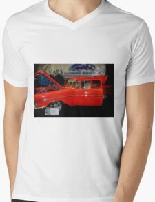 Classic Car 8 Mens V-Neck T-Shirt