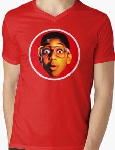 Steve Urkel Mens V-Neck T-Shirt