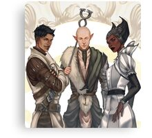 Mages of the Inquisition Canvas Print