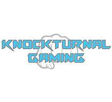 Knockturnal Gaming Fist Photographic Print
