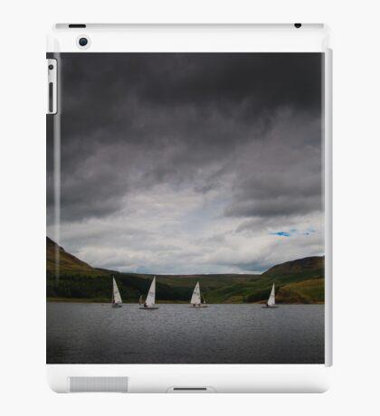 Sail Four Hours iPad Case/Skin