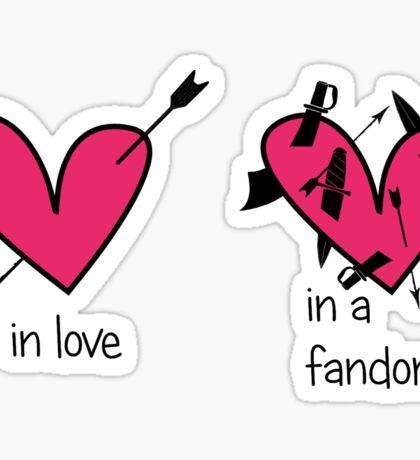 In a Fandom Sticker