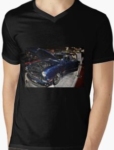 Classic Car 10 Mens V-Neck T-Shirt