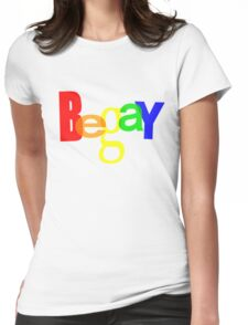 BeGay Womens Fitted T-Shirt