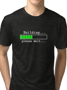 Building...please wait... Tri-blend T-Shirt