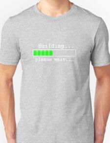 Building...please wait... Unisex T-Shirt
