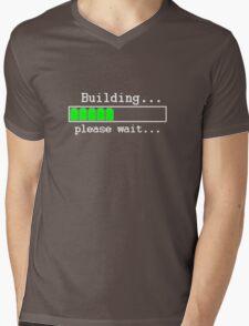 Building...please wait... Mens V-Neck T-Shirt