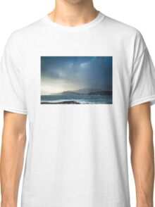 Storm clouds over Sliabh Liag Classic T-Shirt