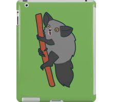 Kawaii Aye Aye Climbing iPad Case/Skin