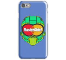 MasterChief Card iPhone Case/Skin