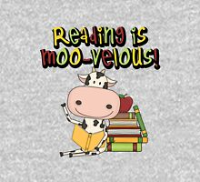 Cow Reading is Moo-velous Reading Awareness T-Shirt