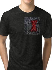 Black Widow Spice Latte Tri-blend T-Shirt