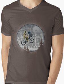 Phone Home  Mens V-Neck T-Shirt
