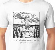 legalazarus - Droleries Moderno Serie Unisex T-Shirt