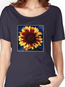 Firewheel Women's Relaxed Fit T-Shirt