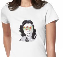 Love is Blindness Womens Fitted T-Shirt