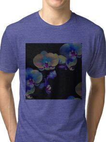 Orchid String Tri-blend T-Shirt