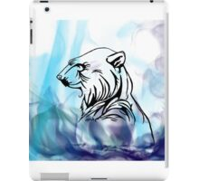 Bear Flame iPad Case/Skin