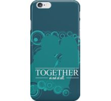 The Ponds - Together or Not At All iPhone Case/Skin