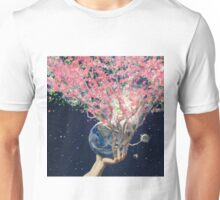 Love Makes The Earth Bloom Unisex T-Shirt
