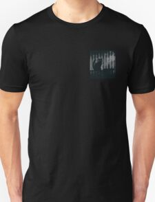 dark gothic cat Unisex T-Shirt